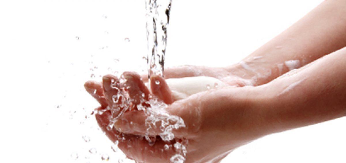 Frio chegando, veja a importância da higienização das mãos